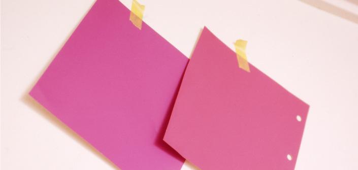 壁の色を選ぼう
