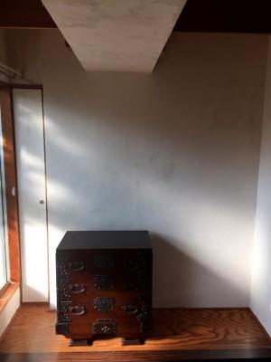 落合様邸_F&B#268CHARLOTTE'SLOCKS塗装前