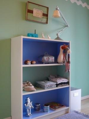 idea_子ども部屋-壁pale緑