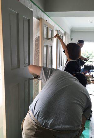 door-painting