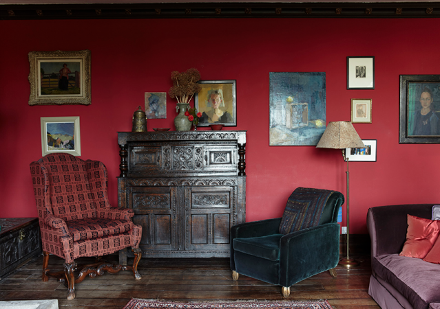 FARROW&BALL_no.217 Rectory Red