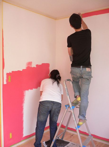 DIY塗装、自分でやりきる派?プロにコツを教えてもう派?