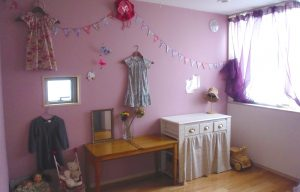 カラーワークス_子供部屋_Pink
