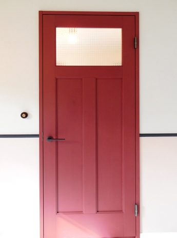 FARROW&BALL (扉)No.43 EATING ROOM RED