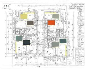 apartment56-1F-図面