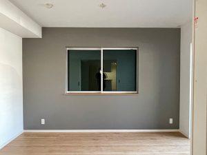 Farrow&Ball_No.284 Worsted_寝室_apartment56-1F