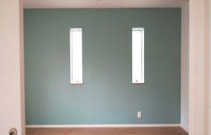 Farrow&Ball_No.82 Dix Blue_リビング_apartment56-2F