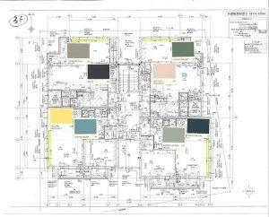 apartment56-3F-図面