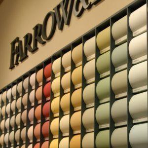 FARROW&BALL ショールーム