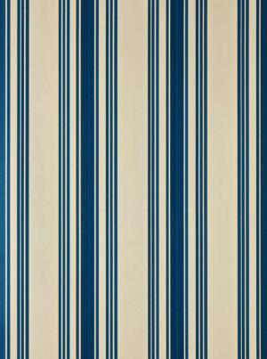 2位_FARROW&BALL_壁紙 Tented Stripe BP1372