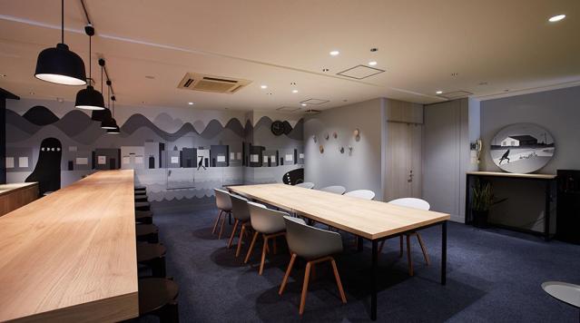 日本カラーマイスター協会 銀座の事務所
