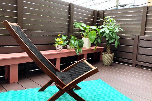 A様邸_Wood Natural -Garden- ウォルナット