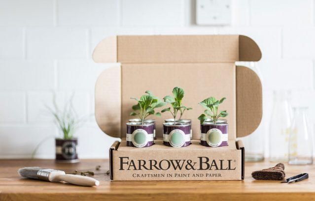 サステナブルな環境への取り組みが素晴らしいFarrow&Ballをご紹介